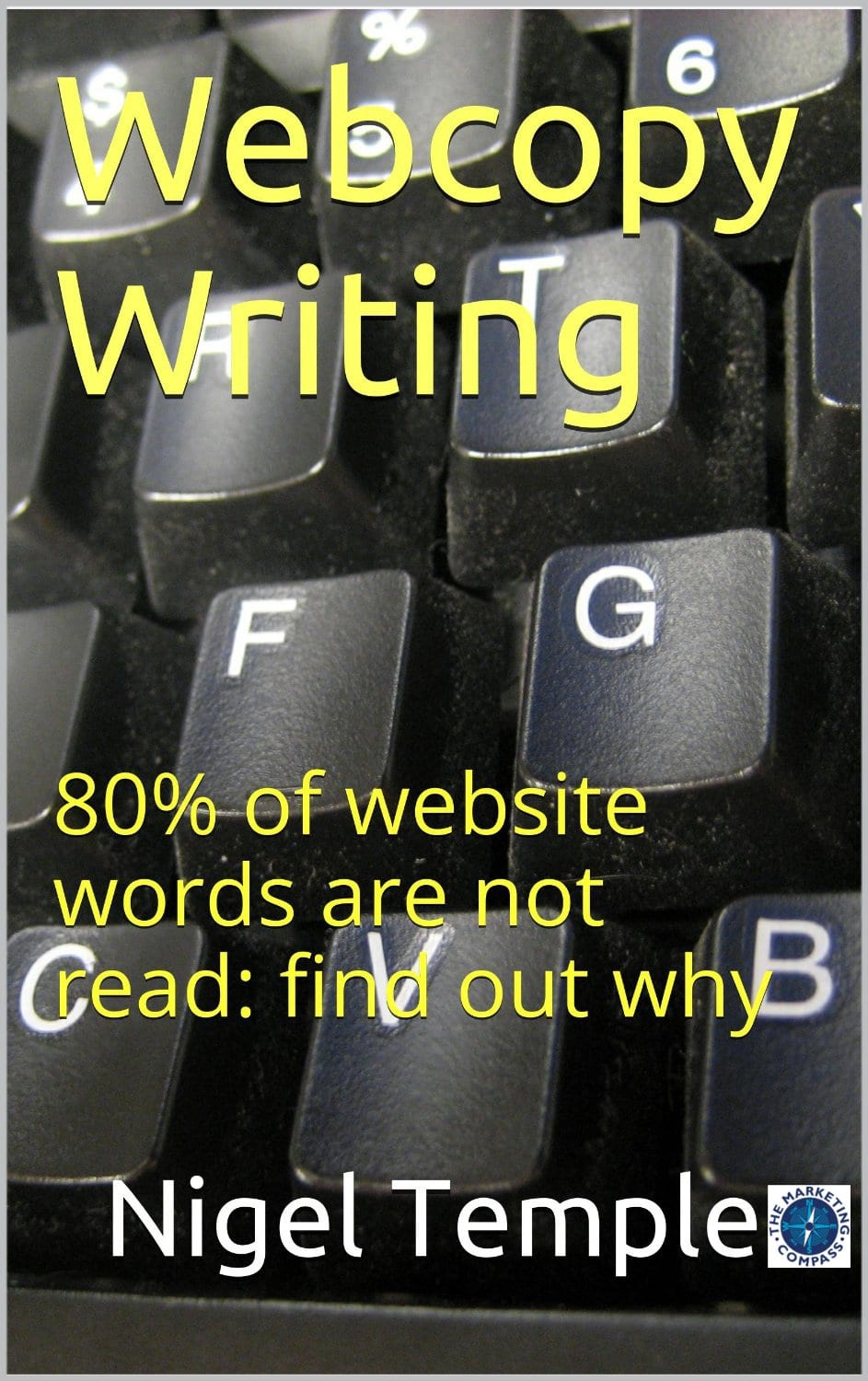 Webcopy Writing by Nigel Temple